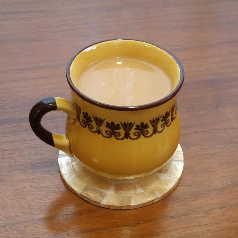 テイラーズオブハロゲイトのヨークシャーゴールド ミルクティー