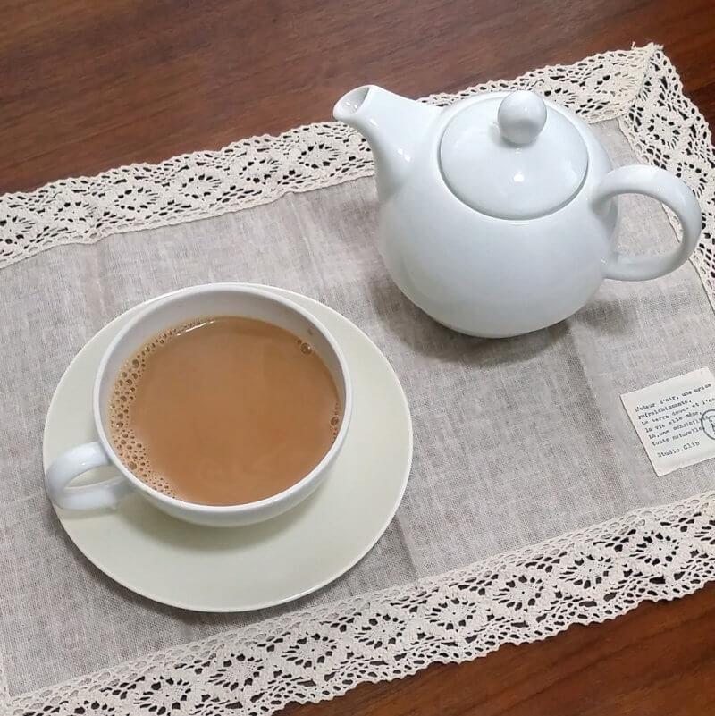 ブンブン紅茶店のアッサムCTC ロイヤルミルクティー