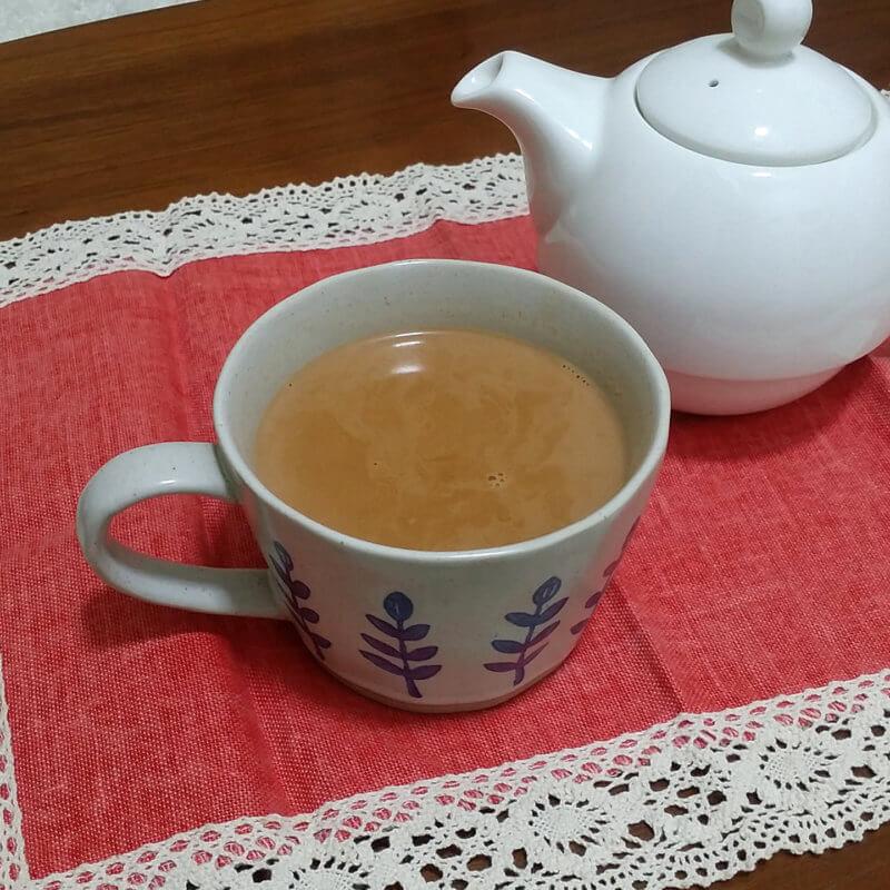 ブンブン紅茶店のアッサムCTC 1:1ロイヤルミルクティー