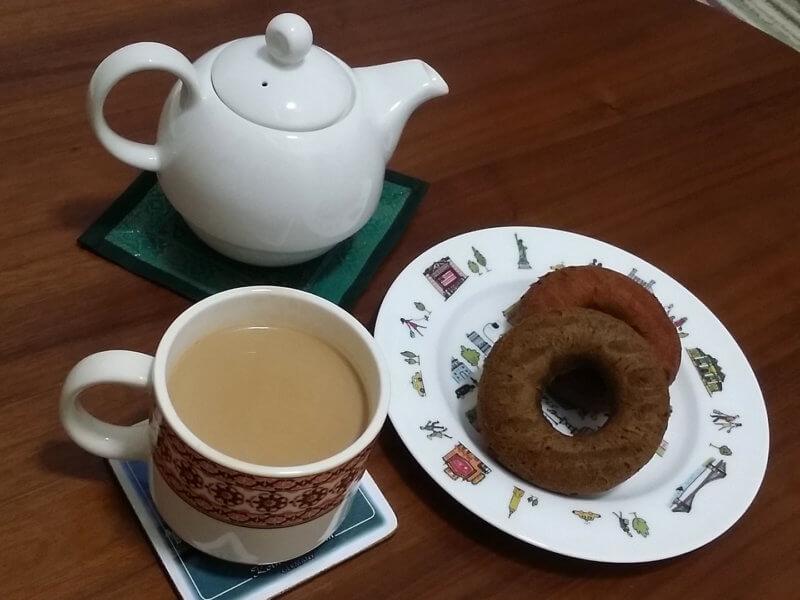 ブンブン紅茶店のアッサムCTC ネパールチャイ