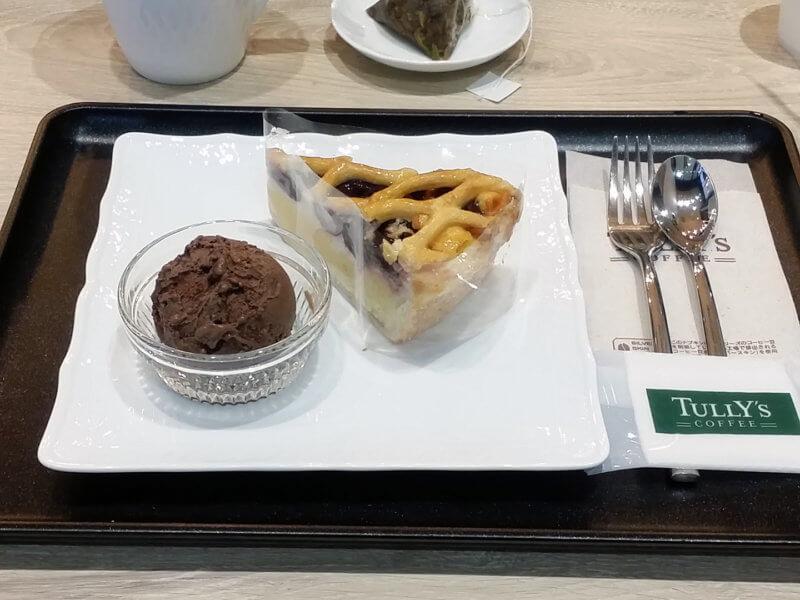 タリーズコーヒー&TEA 博多駅マイング店 スイーツ