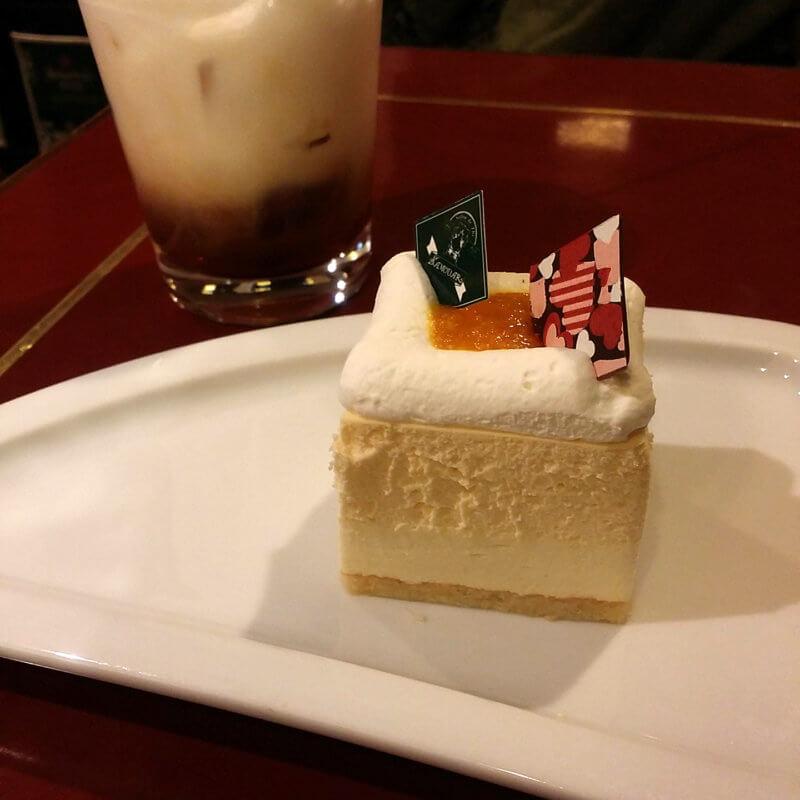 サモアール 相鉄ジョイナス本店 レアチーズケーキ