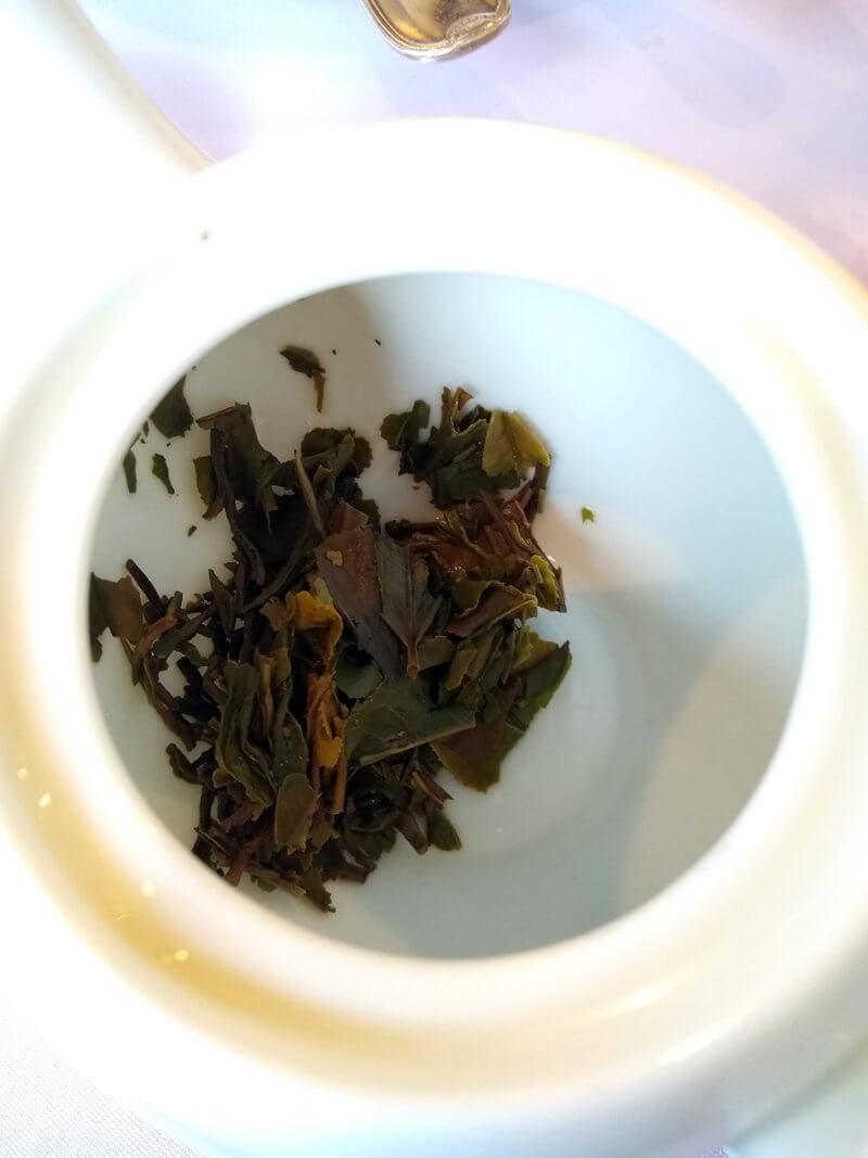 メイフェア 茶葉のポット