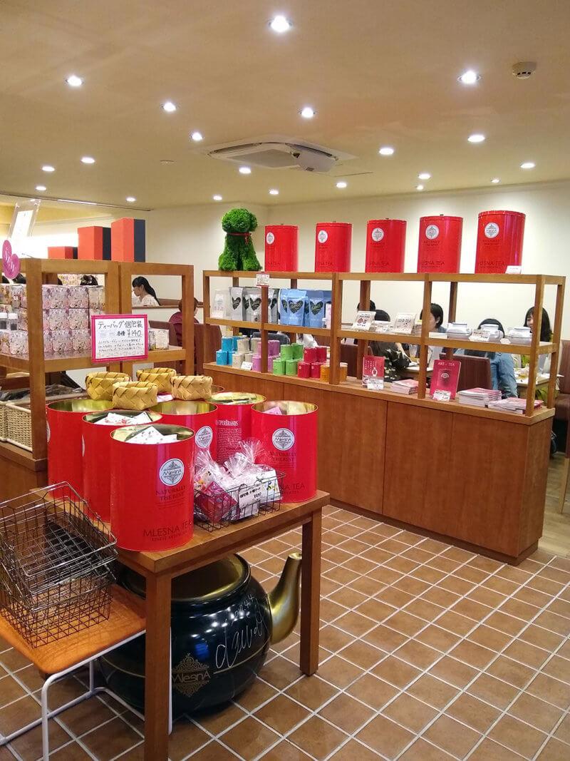 The Tee Tokyo 物販コーナー