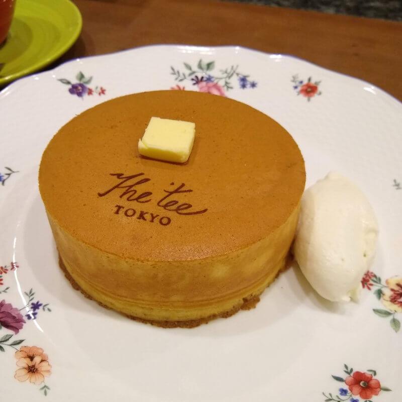 The Tee Tokyo 究極のホットケーキ