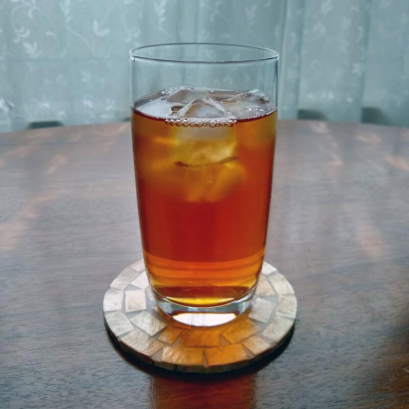 ジュピターの水出し紅茶ダージリンブレンド ストレート