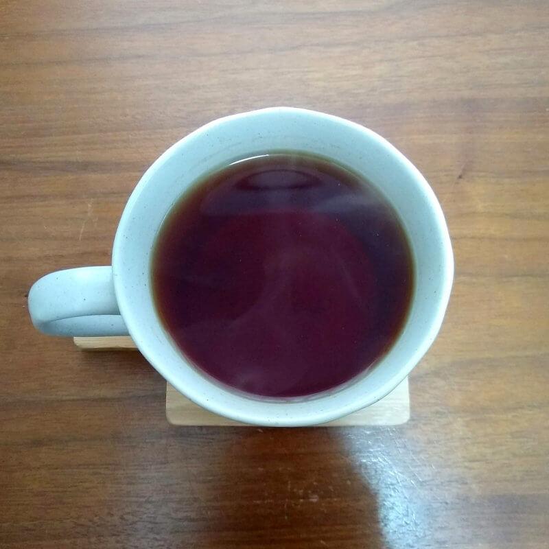 沖縄ティーファクトリーのバーベナティー ストレート水色