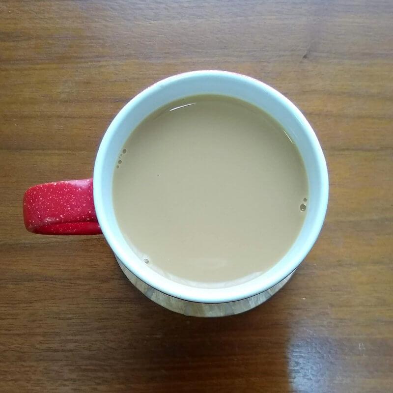 アーマッドティーのイングリッシュティーNo.1 ミルクティー水色