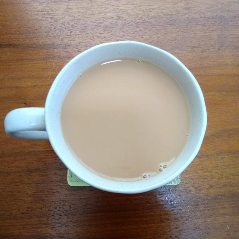 パートリッジスのミスターシェパードブレンド ミルクティー水色